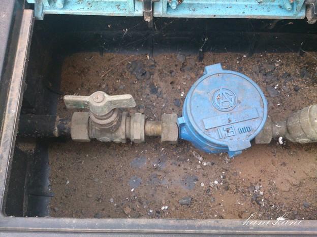 蛇口の水漏れ修理