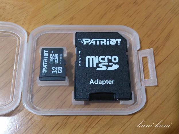 Patriot LX 32GB Class10