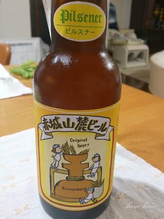 赤城山麓ビール