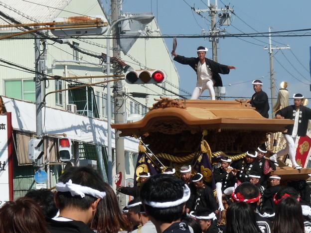 だんじり祭り11