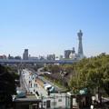 Photos: 通天閣と新世界ゲート