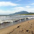 写真: 120802 寺泊の海で 7
