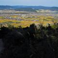 写真: 総社市 福山302.4m、頂上で。。