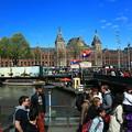 Photos: オランダ、アムステルダム中央駅。。