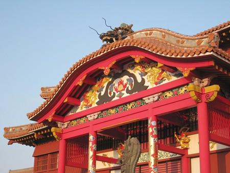 沖縄 首里城3 20071115