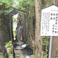 写真: 大分 高塚地蔵尊06  行基