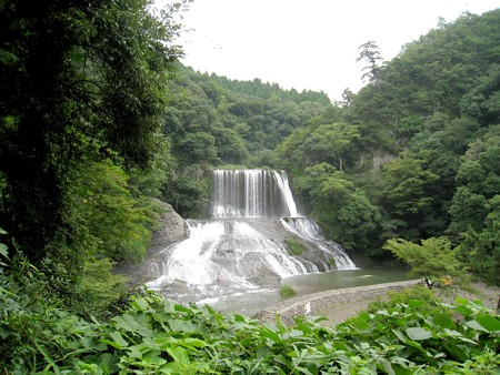 大分 竜門の滝1 20080902