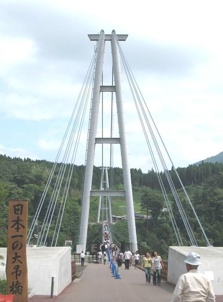 九重 夢大吊橋01 20080802