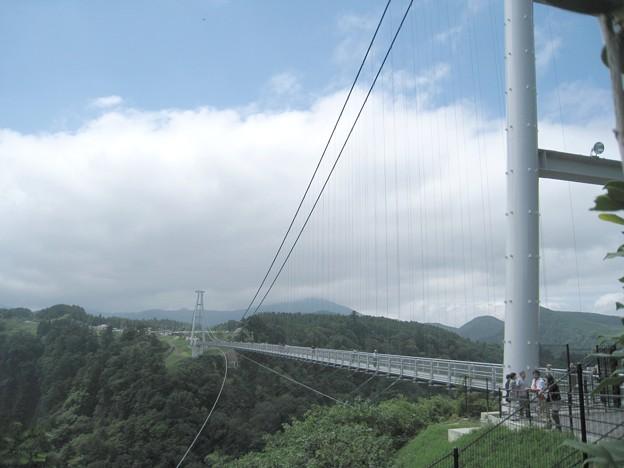 九重 夢大吊橋13 全長390m