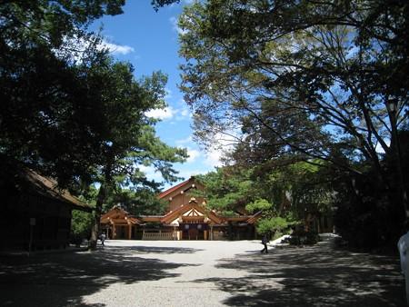 熱田神宮05 神楽殿