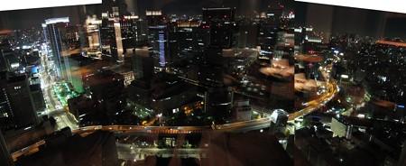 マンダリンからの夜景2