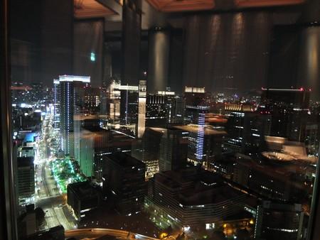 マンダリンからの夜景1