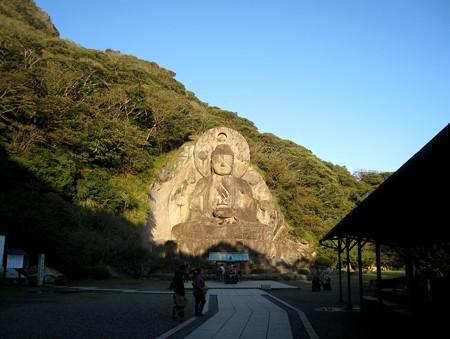 鋸山日本寺 大仏1