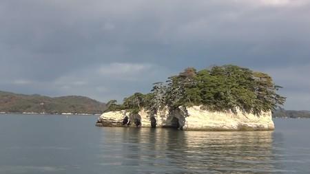 松島湾遊覧 島巡り7