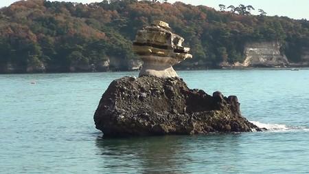 松島湾遊覧 島巡り9