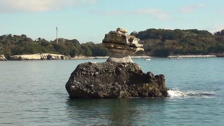 松島湾遊覧 島巡り10