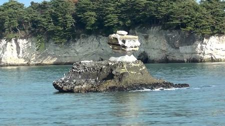 松島湾遊覧 島巡り12
