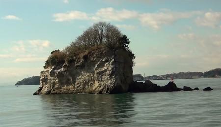 松島湾遊覧 島巡り16
