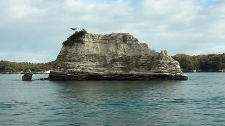 松島湾遊覧 島巡り18