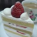 Photos: スーパーショートケーキ