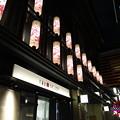 コレド室町2桜の提灯