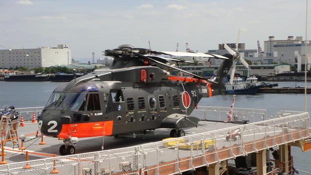 CH-101輸送ヘリコプター