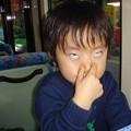 Photos: なんちゅう子供 親の顔がみてみたい