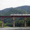 鉄橋の風景