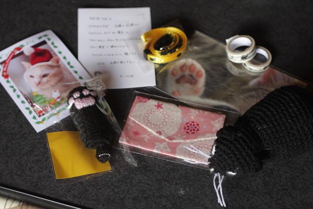 写真: hi-ragiさまからのクリスマスプレゼント