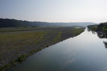 蓬莱橋からの風景 (1)