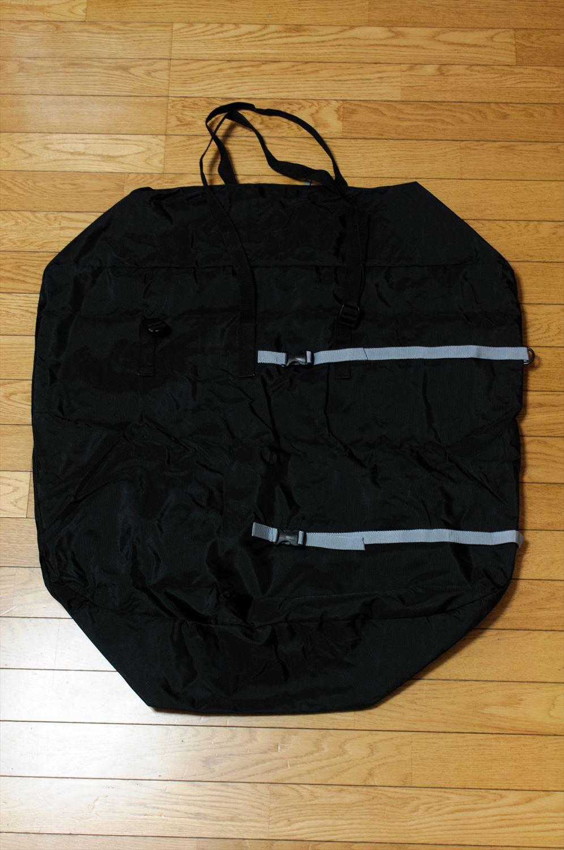 OSTRICH ちび輪バッグPW 輪行袋の収納2