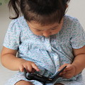Photos: 2012.08.01 机 姫とiPod touch