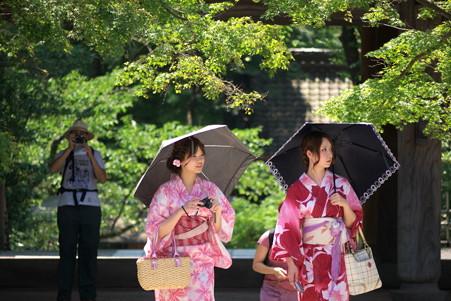 2012.08.09 円覚寺 三門