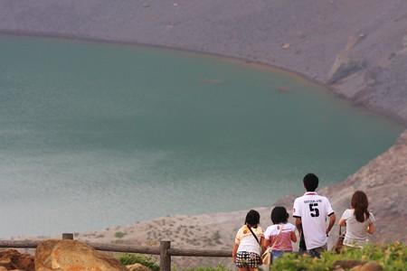 2012.08.12 蔵王 御釜
