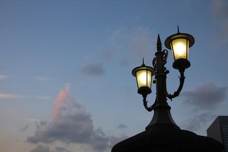 2012.07.15 日比谷公園 街灯