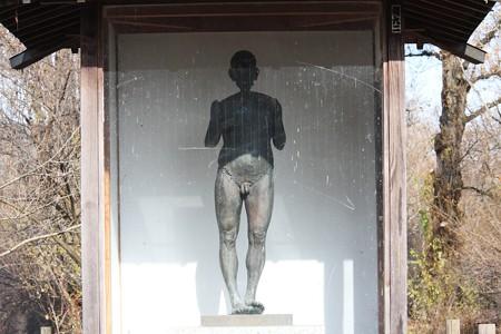 2012.11.28 安曇野 大王わさび農場 道元 細川宗英