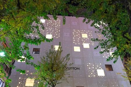 2012.12.06 銀座 Louis Vuitton 銀座並木通り店
