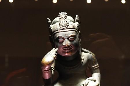 2012.12.06 上野 東京国立博物館 法隆寺宝物館 金銅仏