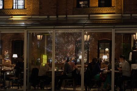2012.12.09 みなとみらい クリスマスマーケット in 横浜赤レンガ倉庫 特別な日のディナー