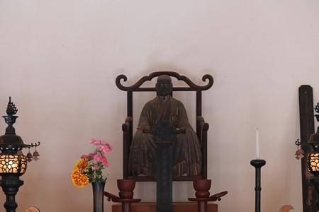 2012.12.13 鎌倉 明月院 開山堂 密室守厳禅師