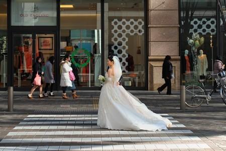 2012.12.16 東京丸の内仲通り 記念撮影