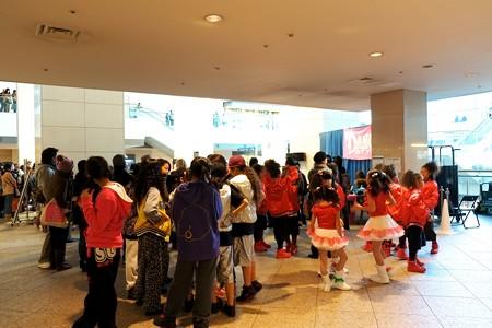 2012.12.25 みなとみらい クイーンズサークル SUPER KIDS DANCE CONTEST