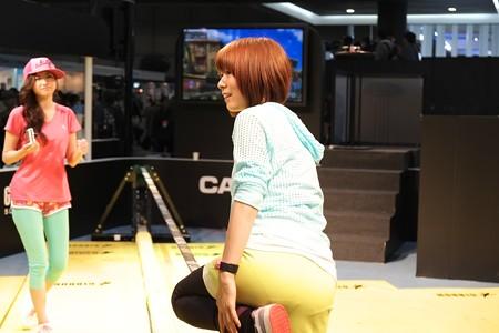 2013.02.02 パシフィコ横浜CP+2013 CASIO Booth