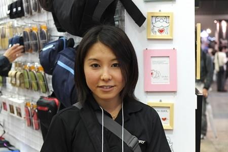 2013.02.02 パシフィコ横浜CP+2013 ハクバ Booth