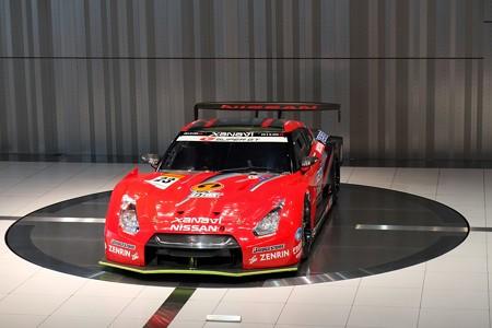 2013.03.06 横浜 日産自動車 GTR(CBA-R35型)