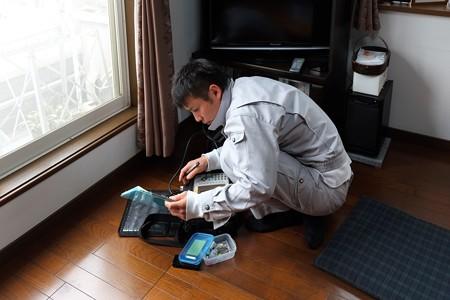 2013.03.31 居間 東京スカイツリー移行推進センター 受信調査