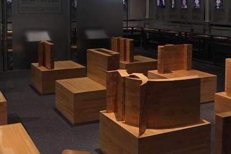 2013.04.05 みなとみらい 日本新聞博物館 活字のある休息コーナー