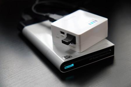 2013.04.17 机 MeoBankSDにHP 250GB Pocket Media Drive
