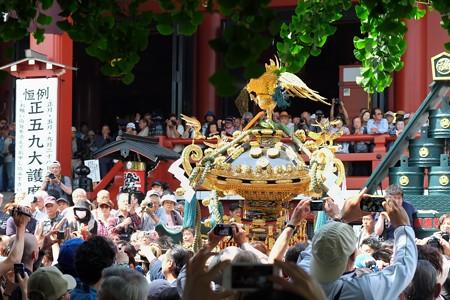 2013.05.18 浅草 三社祭 浅草寺