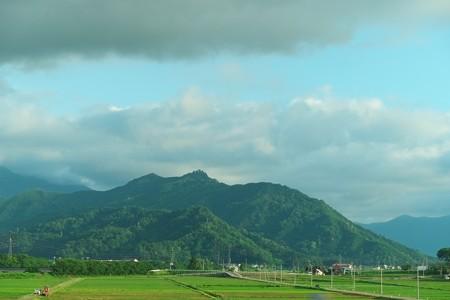 2013.06.16 新潟 関越道 車窓から
